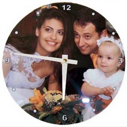 reloj con foto personalizado