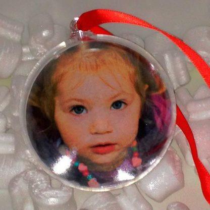 Decora la Navidad con bolas personalizadas