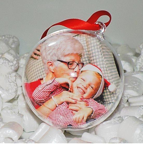 Felicitacion Navidad Personalizada Fotos.Bolas De Navidad Personalizadas
