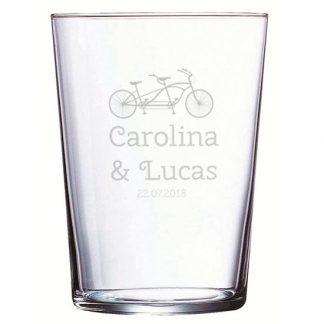 vasos personalizados para bodas