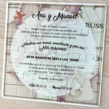 invitaciones de boda 2020